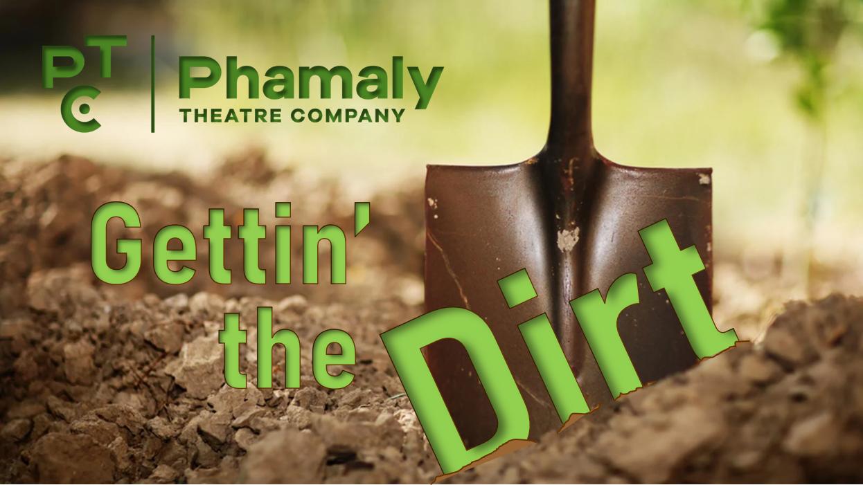 gettin the dirt
