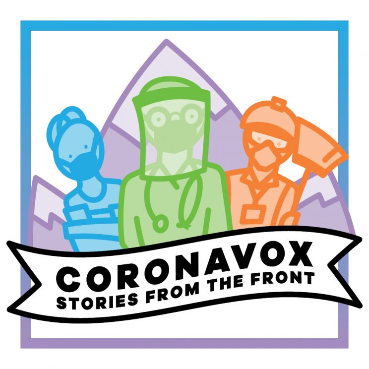 Coronavox Stories from the front